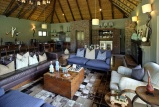 Guest area, Phinda Zuka Lodge