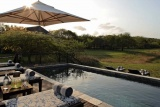Swimming pool at phinda zuka lodge