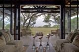 Phinda vlei lodge guest area