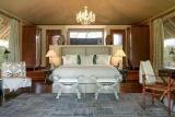 Finch hattons luxury tent interior