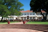 The Victoria Falls Hotel in Zimbabwe
