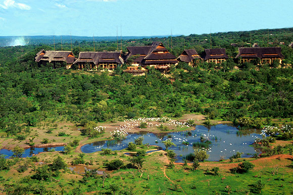 Zimbabwe National Park Hotel