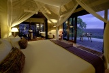 Little ongava villa bedroom da