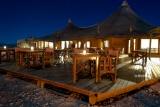 Kulala desert lodge by night ms