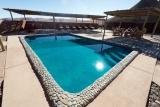 Pool area kulala desert lodge ms