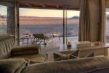 Lounge area in suite, sossusvlei desert lodge