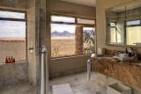 Sossusvlei desert lodge bathroom
