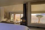 Sossusvlei desert lodge view from suite