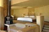 Suite interior, sossusvlei desert lodge