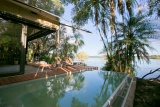 Thorntree river lodge private pool