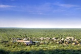 Aerial view, damara mopane lodge
