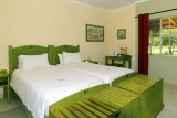 Room interior, damara mopane lodge