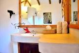 Bathroom, arumeru river lodge