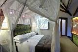 Plantation suite bedroom interior