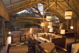Savute Elephant Camp Lounge