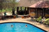 Refreshing pool at tarangire safari lodge