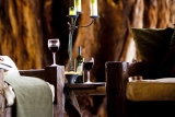 Lounge at tarangire treetops