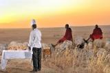 Sundowners on sunset hill