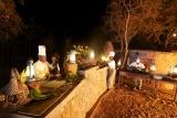 Tarangire treetops boma dinner