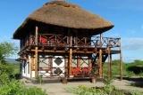 Manyara wildlife camp exterior