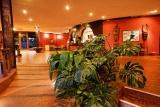 Ngorongoro Sopa Lodge, reception