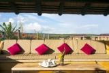 Ngorongoro farmhouse patio