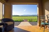 Ngorongoro farmhouse patio view
