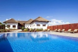 Ngorongoro farmhouse pool