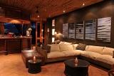 Chobe Marina Lodge bar