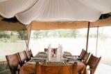 Serengeti kati kati - mess tent
