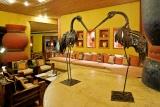 The bar at Serengeti Migration Camp