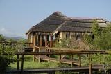 Camp Shawu boardwalk to viewing deck