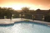 Camp Shawu outdoor swimming pool