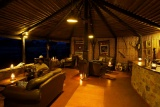 Ruaha River Lodge, Lounge