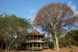 Katavi Wildlife Camp, main lodge