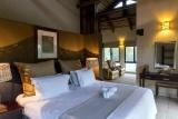 Cottage interior at baobab ridge