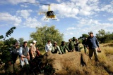 Rhino conservation at baobab ridge