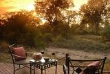 Hoyo Hoyo Tsonga sunset from patio