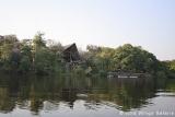 Chobe Safari Lodge front view