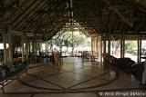 Chobe Safari Lodge entrance
