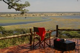 Muchenje Lodge floodplains by day