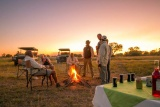 Kwando lebala sundowner with fire 2