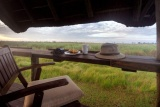 Kwando lebala view from hide