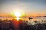 Kwando little kwara boat sundowner