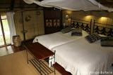 Kubu Lodge room interior