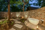 Selati camp suite outside bathroom