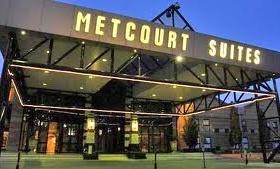 Metcourt suites entrance