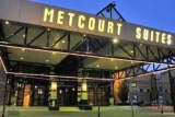 Peermont Metcourt Suites Entrance by  night