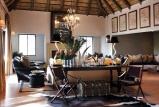 Pioneers camp lounge