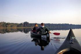Kosi forest lodge canoeing